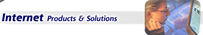 Internet Products & Solutions